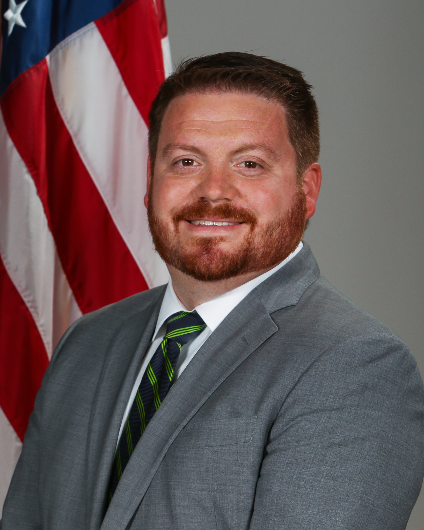 JP Murphy, Town Manager Formal Photo